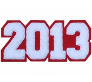 Year Dates - Full Block