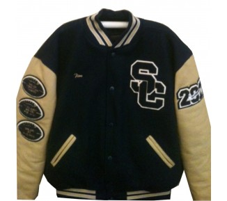 Letterman Jackets And Patches For Chenille Needs